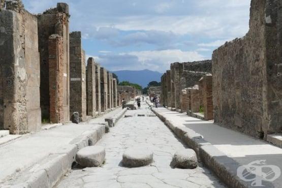 23 интересни факта за Помпей и Везувий - изображение