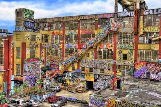 Как 21 графити артисти спечелиха над 6 милиона долара обезщетение - изображение