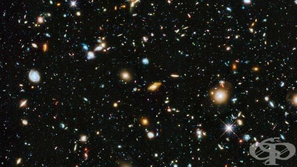 Нова теория за гравитацията отрича съществуването на тъмната материя  - изображение