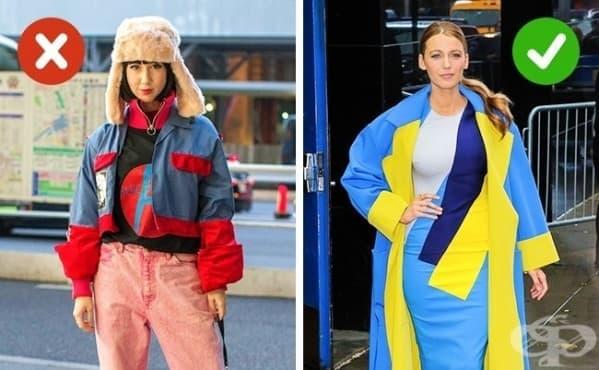 10 модни правила, които не трябва да спазвате - изображение