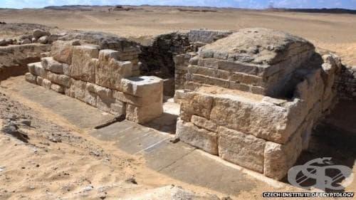 Археолози откриха гробница на неизвестната досега египетска царица Кентакавес III - изображение
