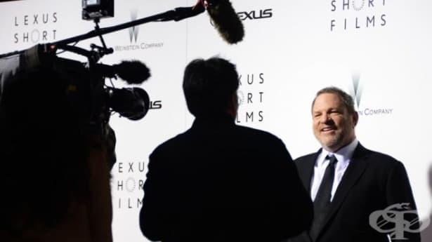 Снимат документален филм за възхода и падението на холивудския продуцент Харви Уайнстийн  - изображение