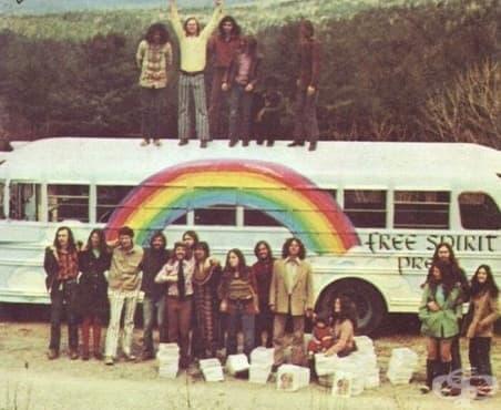 Хипи културата на 70-те: Здравословни ползи и вреди от този начин на живот  - изображение
