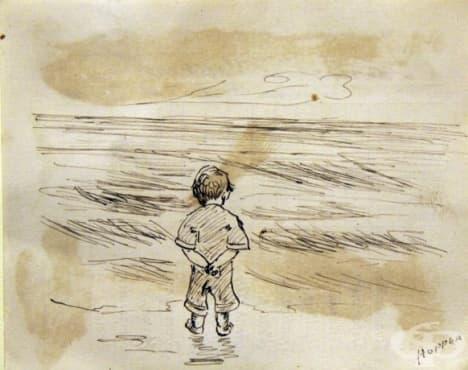 Как изглеждат детските произведения на 7 известни художници – част 2 - изображение