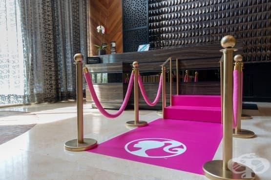 Хотел в Мексиско предлага прекрасна Барби стая - изображение