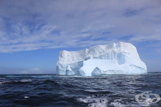 Пренасяне на айсберги до Африка - изображение