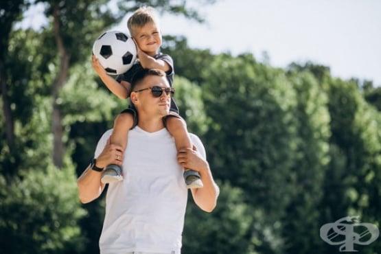 Играйте с децата си, полезно е за вас  - изображение