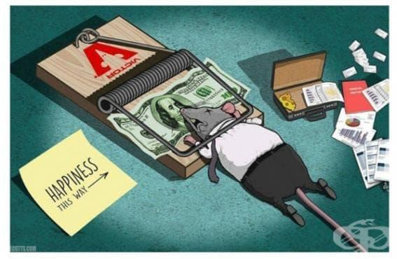 6 илюстрации със силно сатирично послание към нашето съвременно общество, които ще ви разтърсят (галерия) - изображение