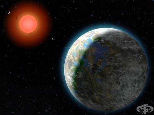 Учените изпратиха съобщение към хипотетична извънземна цивилизация - изображение