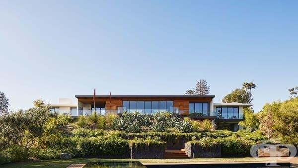 Дженифър Анистън показа отблизо имението си в Калифорния - изображение