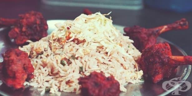 Митът за Индия като вегетарианска нация - изображение