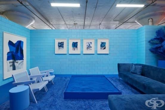 """Инстаграм изложба """"Монохромът"""": седем стаи в седем цвята - изображение"""