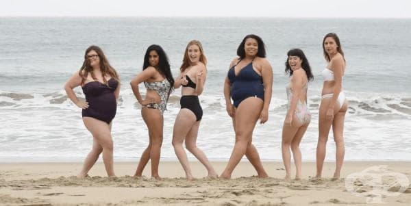 Обикновени жени срещу модели в бански на Victoria Secret (галерия) - изображение