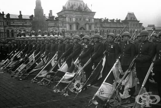 20 черно-бели снимки, запечатали паметни исторически моменти – I част - изображение