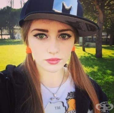 Това момиче буди интерес в интернет пространството заради тялото и лицето си - изображение