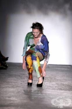 Най-забавните изцепки на модния подиум - изображение