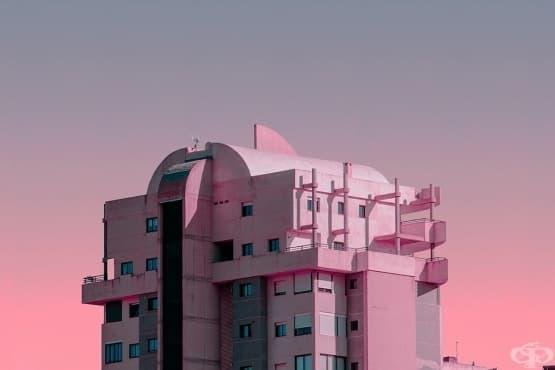 Извънземната архитектура на Бенидорм - изображение