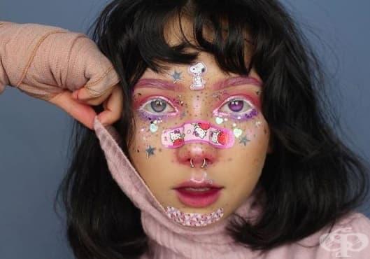 Нова модна тенденция се бори със стигмата в Япония, свързана с психичните заболявания - изображение