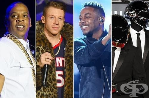 Jay Z оглави номинациите за Грами 2014 - изображение