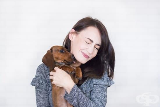 Кучетата ви успокояват в момента, в който усетят, че сте тъжни - изображение