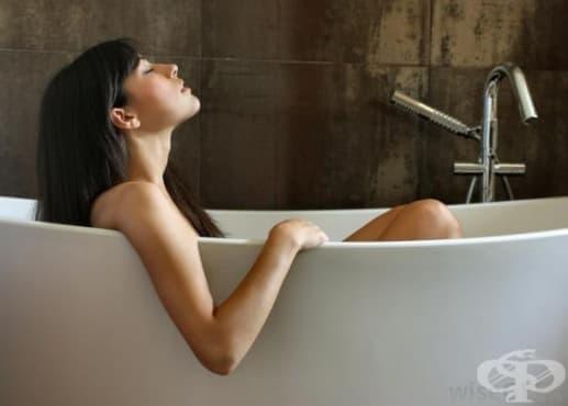 Учените твърдят, че горещата вана може да изгори толкова калории, колкото и джогинга - изображение