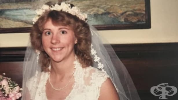 Жена получава сватбената си рокля 32 години по-късно, след като я оставя на химическо чистене - изображение