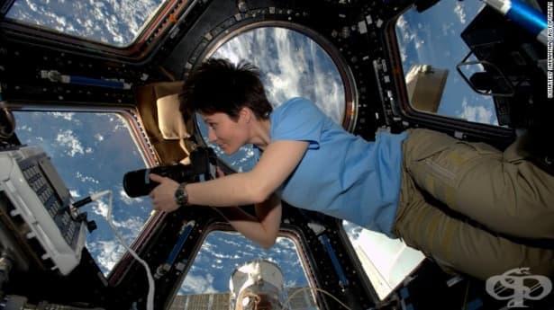 Как жените се справят с менструалния цикъл в космоса? - изображение