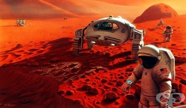 Може ли човечеството да оцелее без нашата планета? - изображение