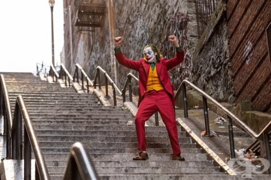 Стълбите от филма Жокера - новата туристическа дестинация в Ню Йорк - изображение