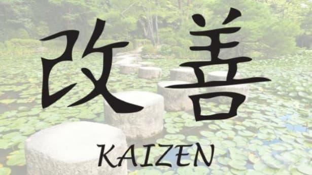 Кайзен е работната философия за непрекъснато подобрение - изображение