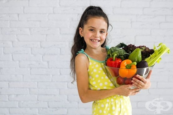 Как да накарате децата си да хапват повече зеленчуци - изображение