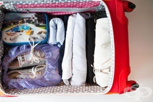 20 проверени трика за оптимизация и организация при събирането на багаж - изображение