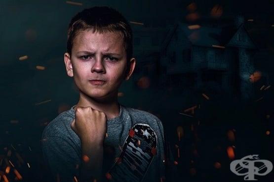Как да помогнете на детето си да преодолее гнева - изображение