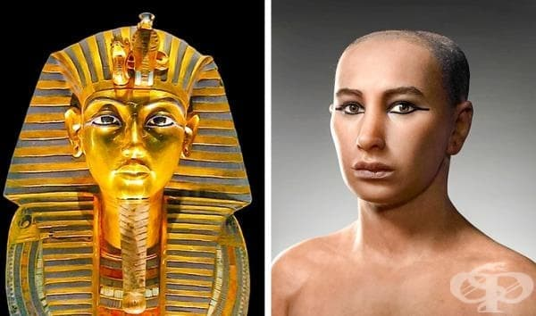 Как са изглеждали древните хора - изображение