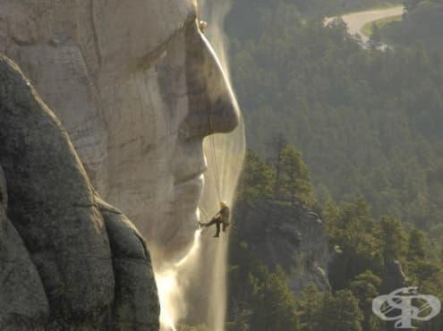 Как се почистват 7 от най-емблематичните паметници в света? - част 1 - изображение