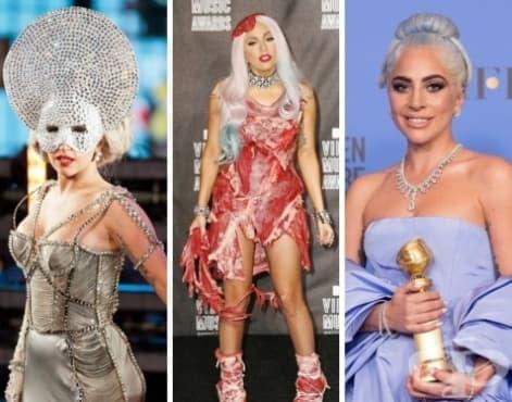 Лейди Гага – от кралица на провокацията до изтънчена дама – част 2 - изображение