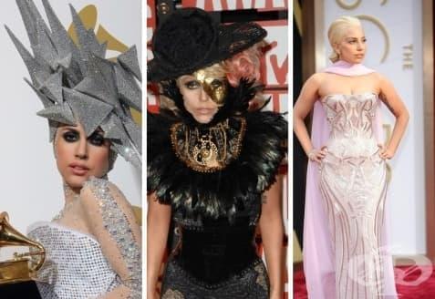 Лейди Гага – от кралица на провокацията до изтънчена дама – част 1 - изображение