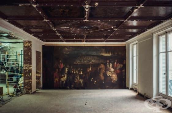 В бутик в Париж е открита картина от 17 - ти век - изображение