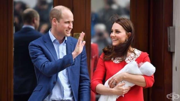 Кога да очакваме следваща публична поява на принц Луи - изображение