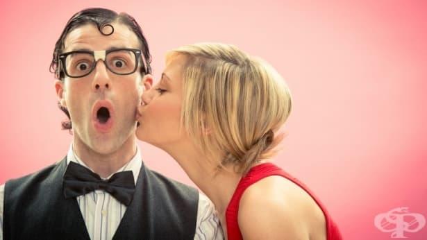 5 факта за целувката, които ще ви удивят - изображение