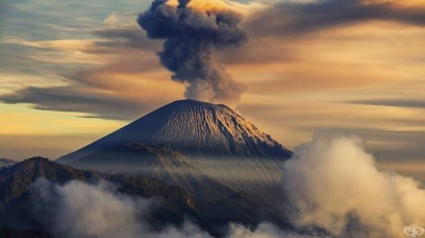 Кой е виновен за климатичните промени – човекът или вулканичните изригвания? - изображение