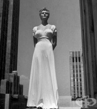 """Очевидно, това e """"идеалната жена"""" през 1938г. - изображение"""