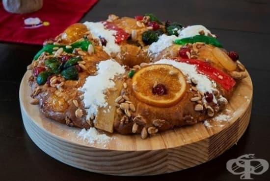 Как изглеждат коледните десерти по света - изображение