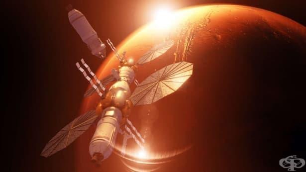 Кой друг освен Илън Мъск има грандиозни планове за изпращане на хора на Марс? - изображение