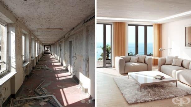 Необитаем нацистки курорт на Хитлер се превръща в луксозен комплекс - изображение