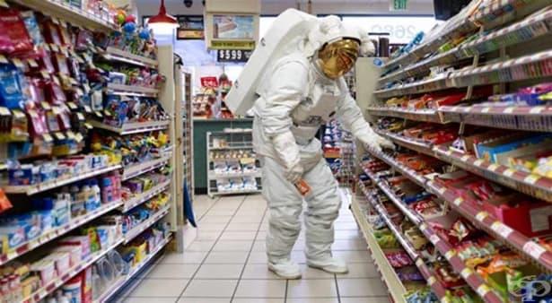 Астронавтите скоро може да се хранят със собствените си преработени екскременти - изображение