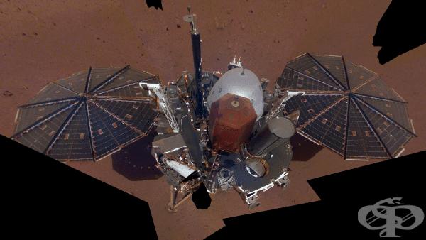 Селфи на Марс - мисията възможна - изображение