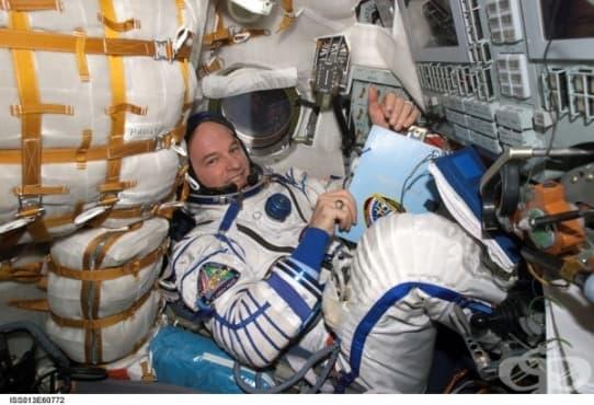 Как астронавтите ходят до тоалетната в космоса? - изображение
