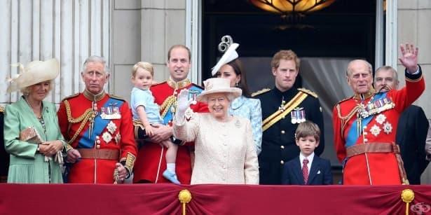 7 думи, които не присъстват в речника на кралското семейство - изображение