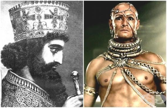 Ето как действително са изглеждали някои исторически личности - изображение